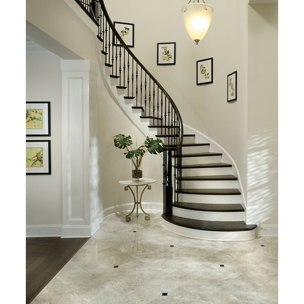 51 Stunning Staircase Design Ideas: Designed For Curved Stairs