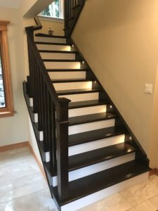 Colour Match and Install (Scotia Stairs Ltd.)